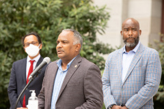 September 3, 2021: Senator Saval Demands Use of State Rainy Day Funds to Help Rebuild After Ida