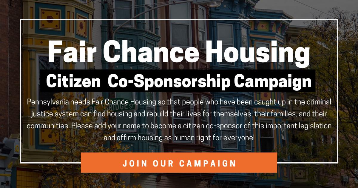 Fair Chance Housing